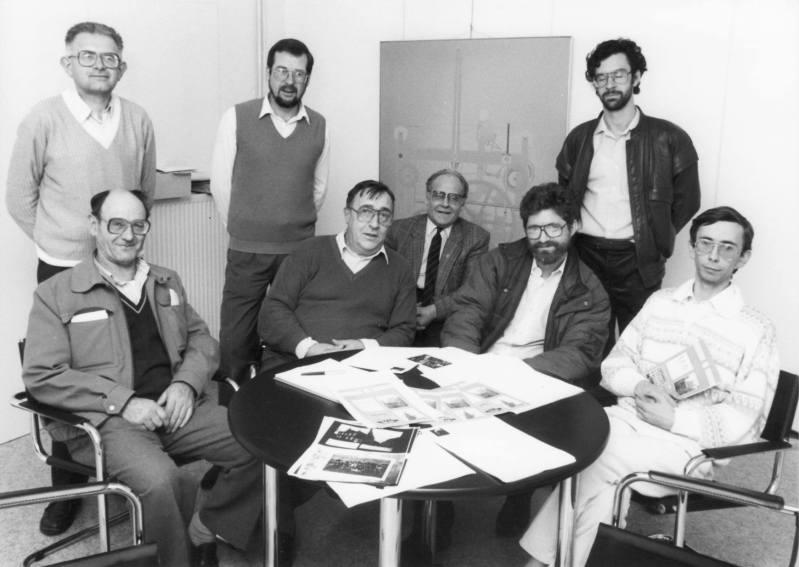 26 januari 2021 - 40 jaar Juliaan Claerhout-kring