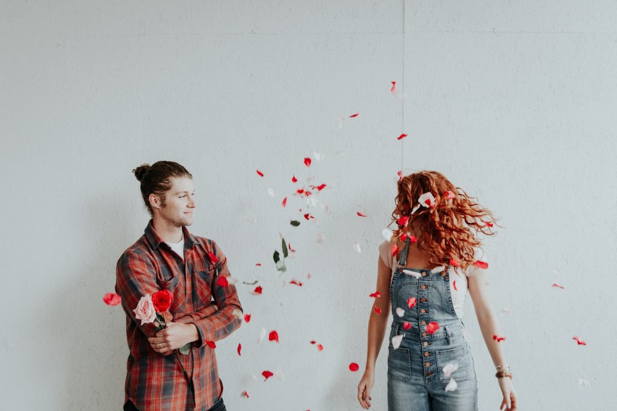 Valentine's Day With Jeremy And Audrey Roloff