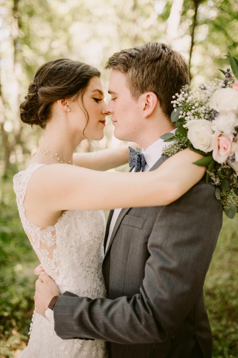 Joel + Molly Roloff Farm Wedding