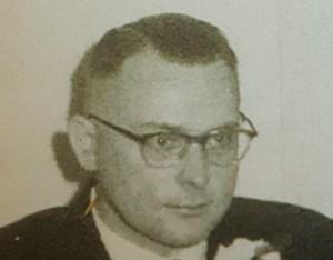 Gerrit Schuurman in 1961