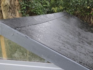 Replace Shed Roof Chipboard