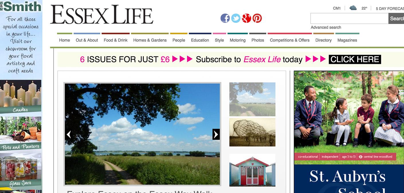 Essex Way Essex Life