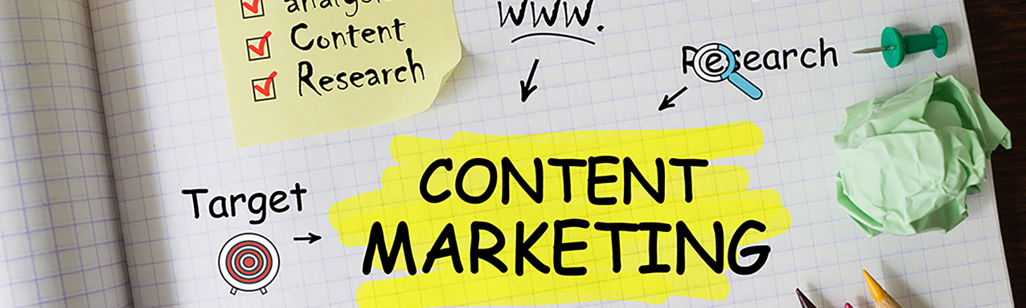 Content Management and Content Marketing