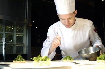 Krabben Salat