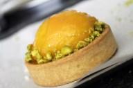 Pfirsich Tartelette