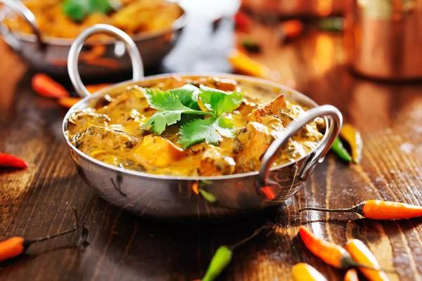 Kochkurs Indische Küche