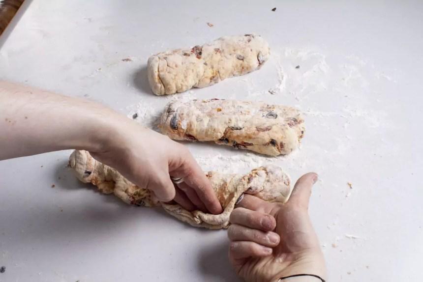 Baguette formen