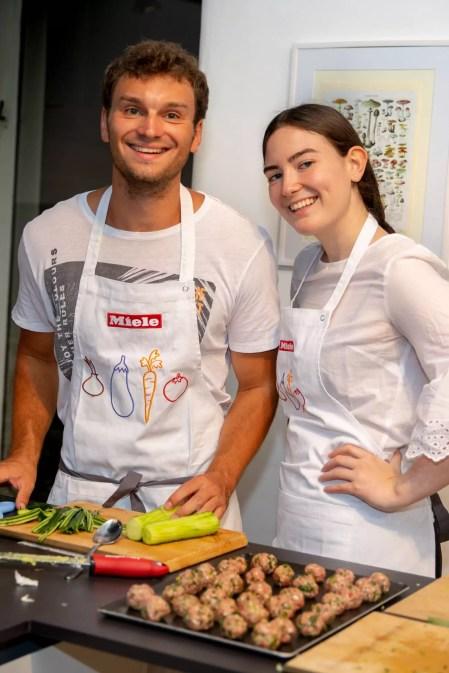Alex & Ali kochen Bun Cha