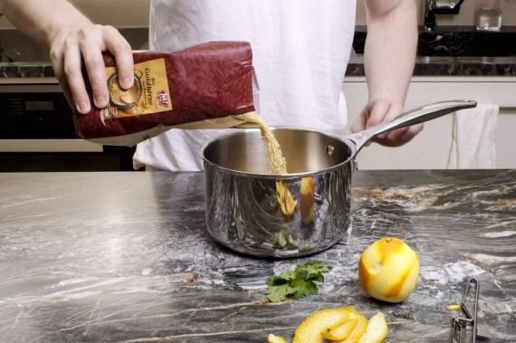 Hirse kochen