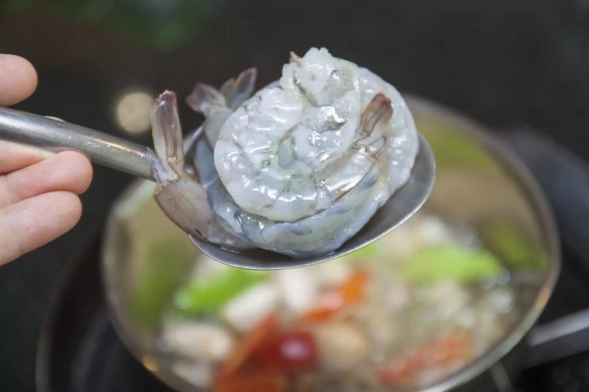 Tom Yum Goong_Shrimps kochen
