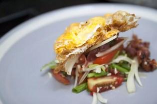 Knuspriger Thai Salat