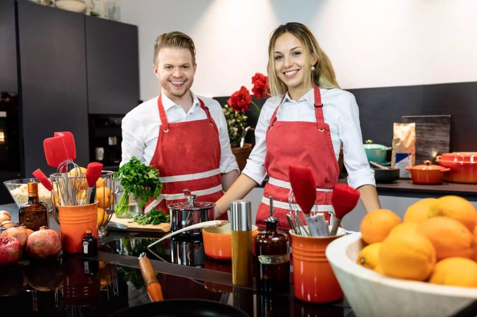 Maja Florea & Julian Kutos