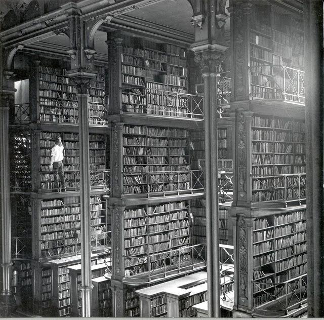 10. Antigua Biblioteca Pública de Cincinnati