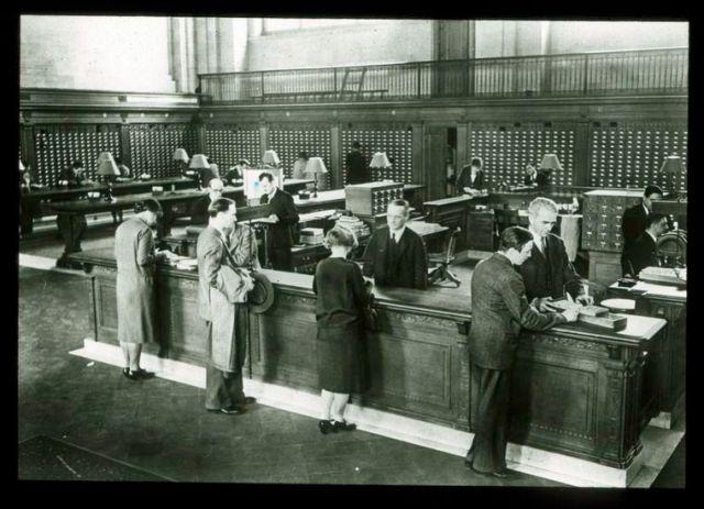22. Información Central de la Biblioteca Pública de Nueva York