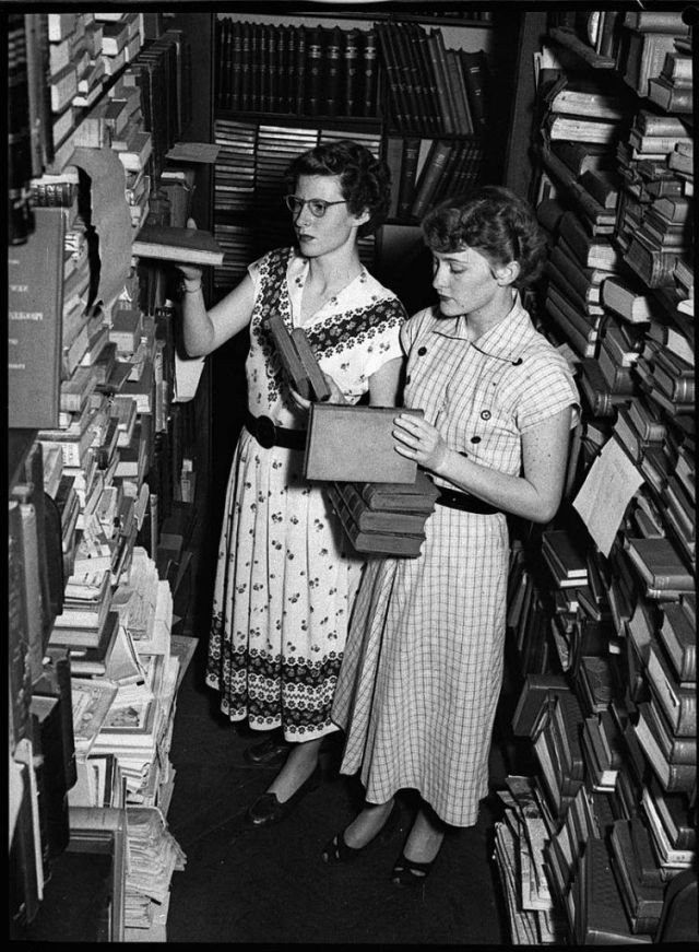3. Confusión bibliotecaria