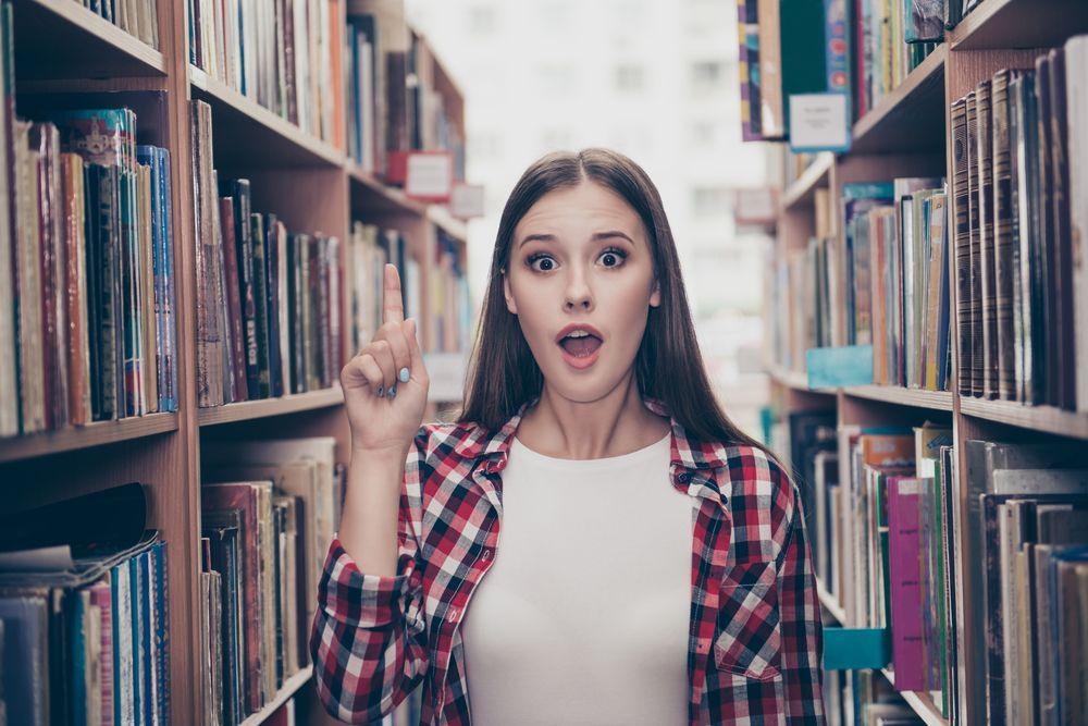 43 situaciones mágicas y surrealistas vividas en bibliotecas