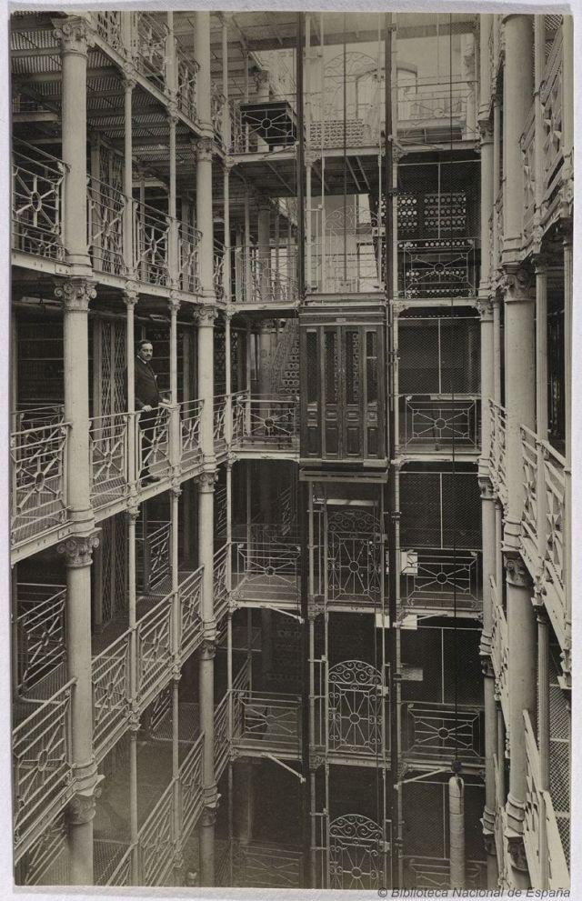 7. Depósito de la Biblioteca Nacional de España