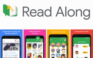 Aplicación aprender leer Google Read Along