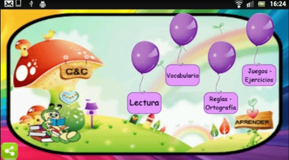 Aprender a Leer - CarrionCastillo
