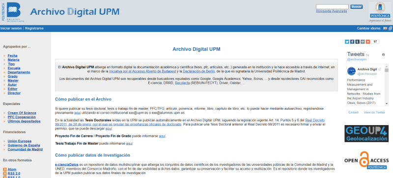 Archivo Digital UPM