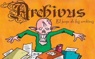 Archivus, nunca aprender Archivística fue tan divertido