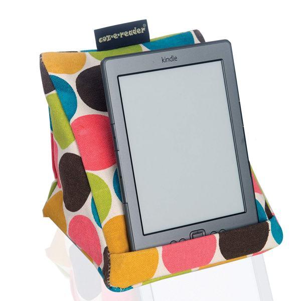 Atril cojín libro electrónico - Coz-e-reader