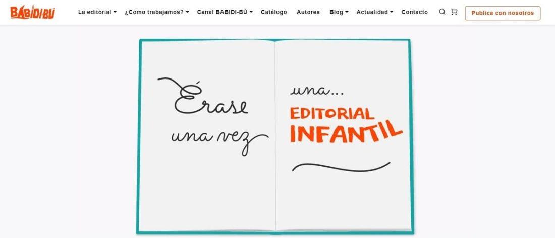 Babidi-bu editorial infantil juvenil