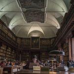 Biblioteca Braidense Libros antiguos Umberto Eco - JamesOMara