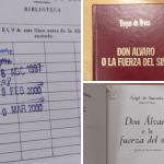 Biblioteca Bromujos libro devuelto con restraso
