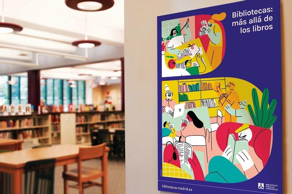 Bibliotecas más allá de los libros