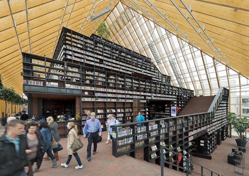 Boekenberg - Book Mountain 2