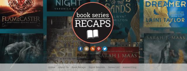 Book Series Recaps