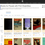 Books for People with Print Disabilities