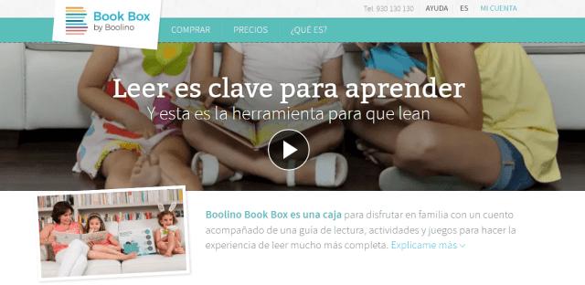 Boolino Book Box