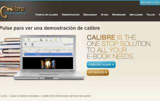 Calibre, el programa cubre todas tus necesidades para gestionar los libros electrónicos