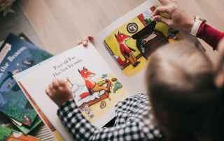 Cómo ilustrar un libro infantil