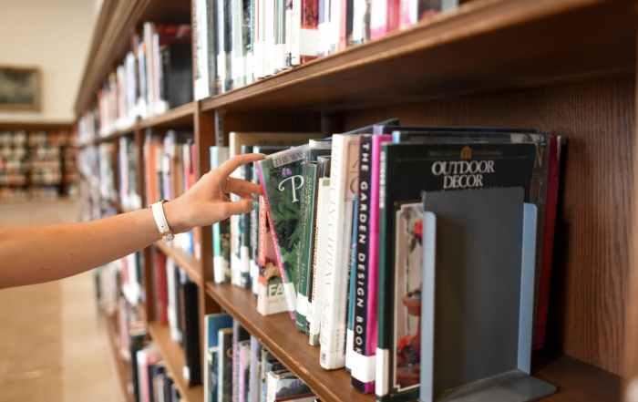 Consulta libros biblioteca