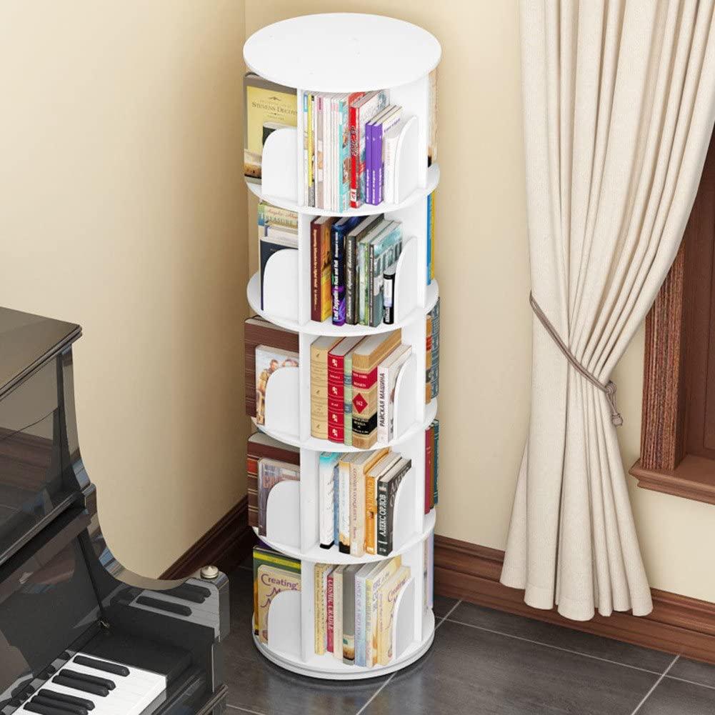 Creativa librería giratoria 360º
