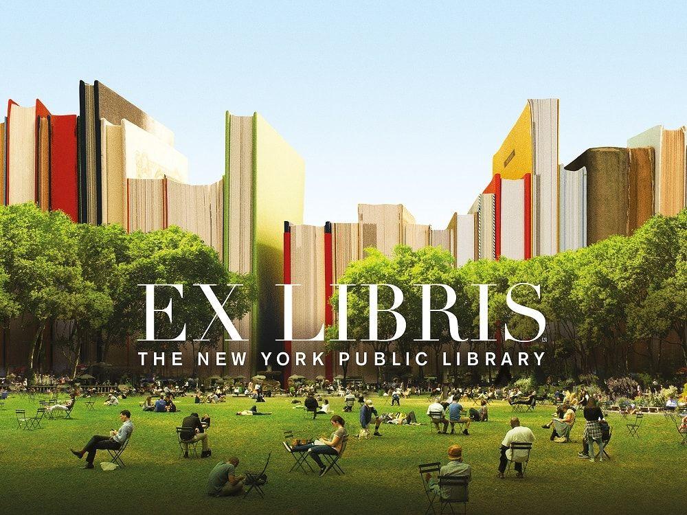 Documental Ex Libris La Biblioteca Pública de Nueva York