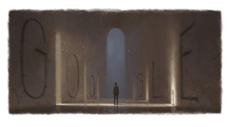 Doodle Ernesto Sábato