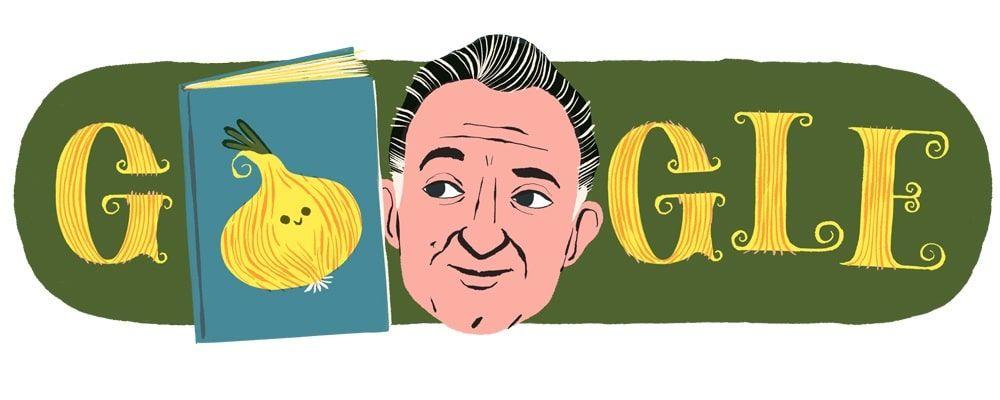Doodle Gianni Rodari