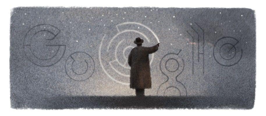 Doodle Octavio Paz