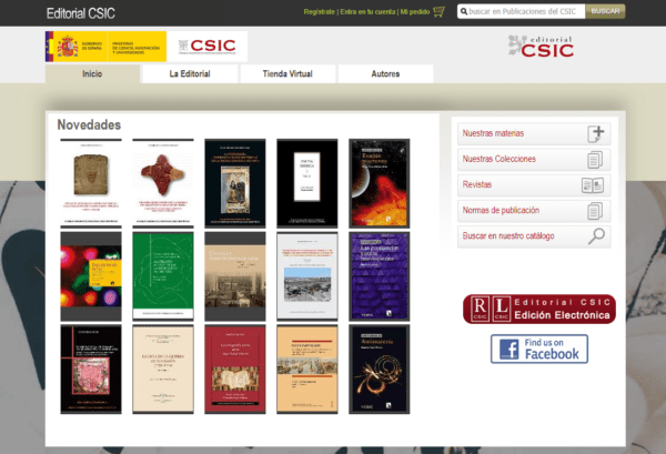 Editorial CSIC