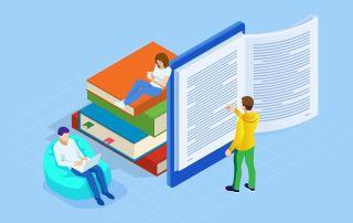 El crecimiento de la lectura digital ha favorecido la búsqueda y descarga de libros electrónicos gratis a través de Internet