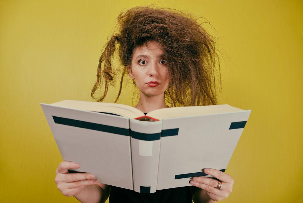 Eres un friki de las bibliotecas, y lo sabes. Es más, te gusta serlo y no lo ocultas