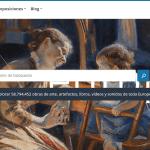 Europeana biblioteca archivos museos