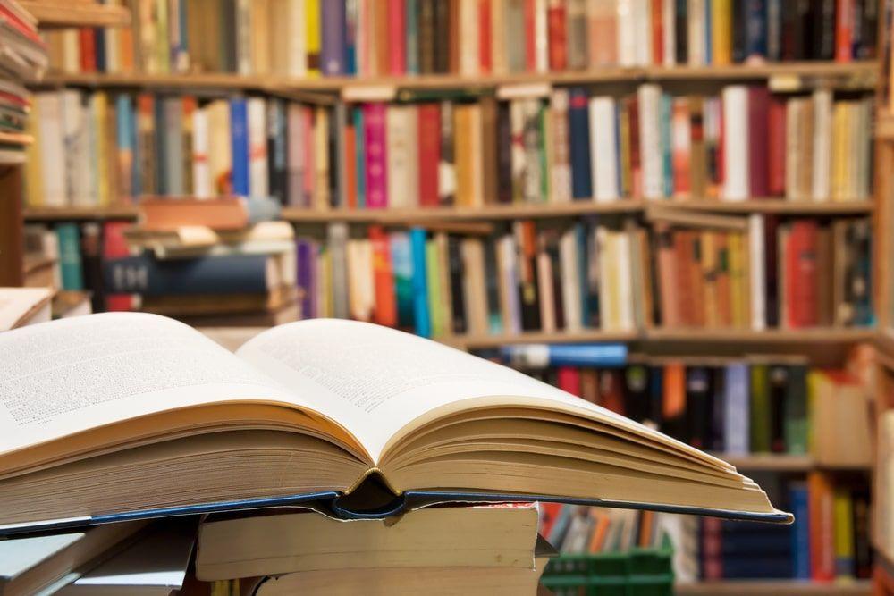 Existe una gran cantidad de libros en Dominio Público accesibles y descargables a través de Internet