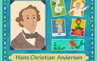 Hans Christian Andersen Día Internacional del Libro Infantil y Juvenil