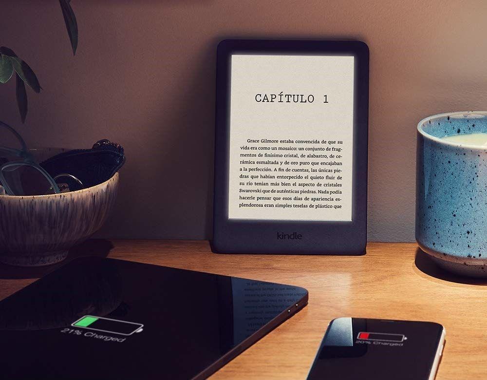 Kindle luz frontal