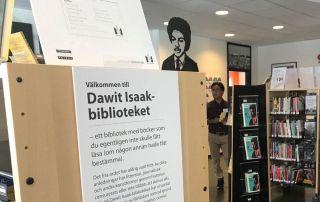 La Biblioteca Dawit Isaak es una biblioteca pública especializada en libros prohibidos y censurados